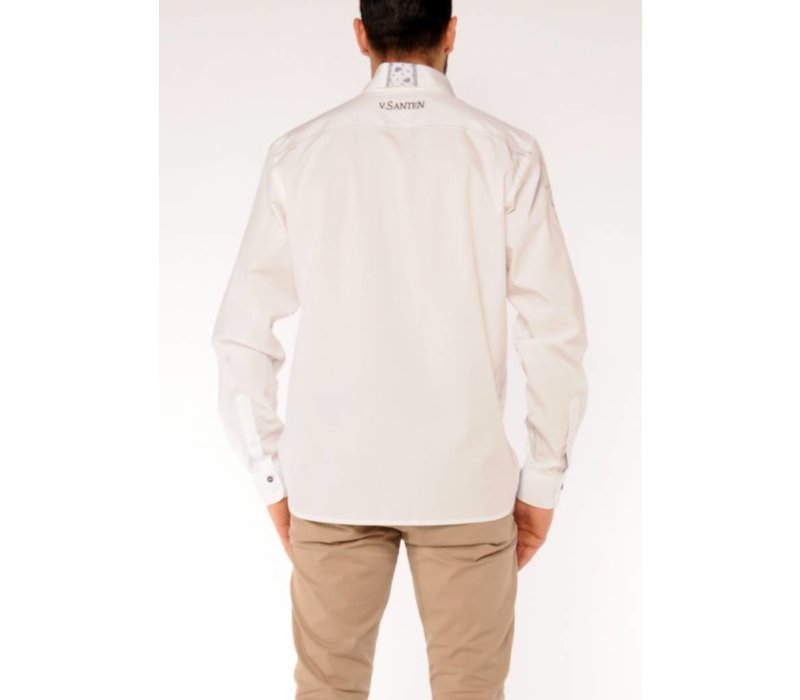 Shirt EDWARD U White