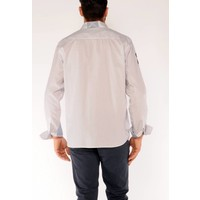 Shirt EMIL D White-Navy