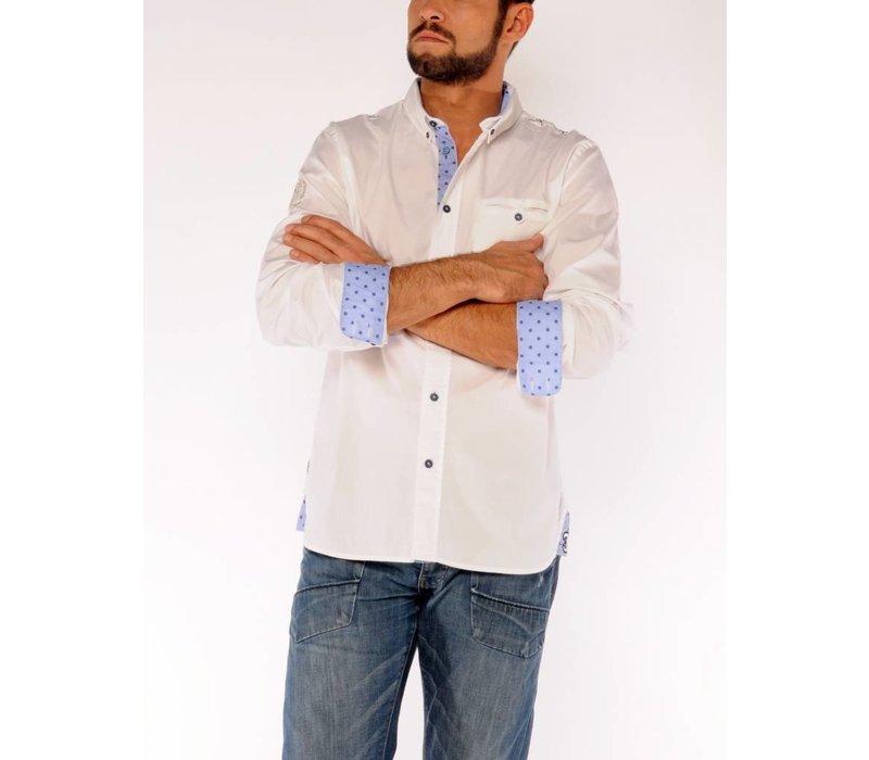 Shirt ERNESTO U White