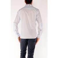 Shirt SANTOS D White-Azure
