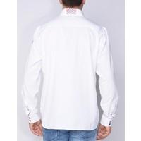 Shirt DAVID white