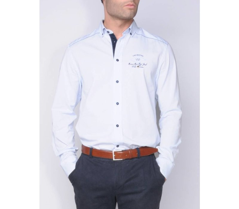 Shirt DARLO skyblue