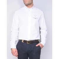 Shirt DARLO white