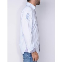 Shirt DAMARIO skyblue