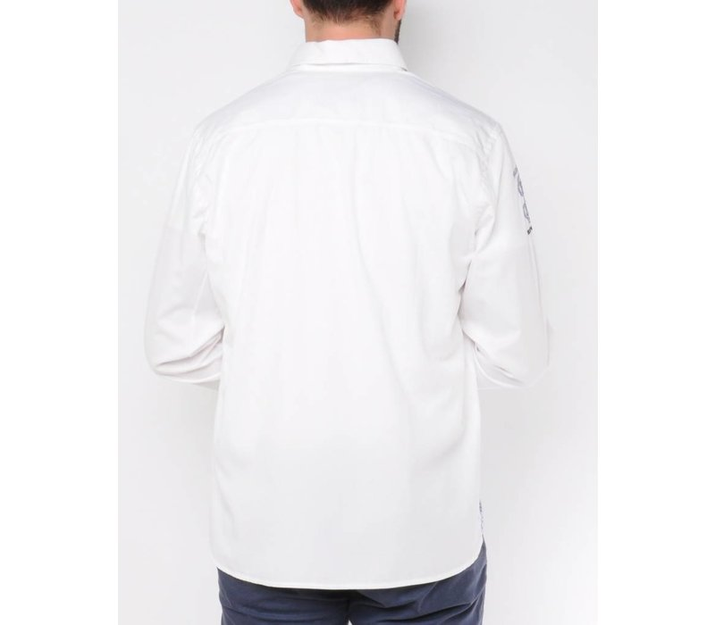 Shirt DAMARIO white