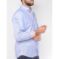 Shirt DIMITRI blue-white