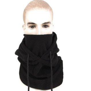 Fleece muts en sjaal