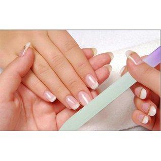 Glazen nagelvijl