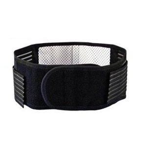 Magnetisch verwarmende rugband