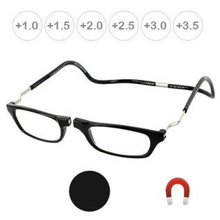 Magnetische leesbril