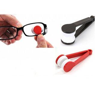 Microfiber brillen cleaner
