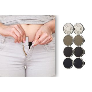 Perfect fit buttons