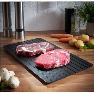 Defrost tray large