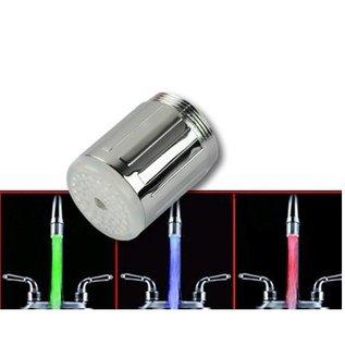 LED verlichting kraan