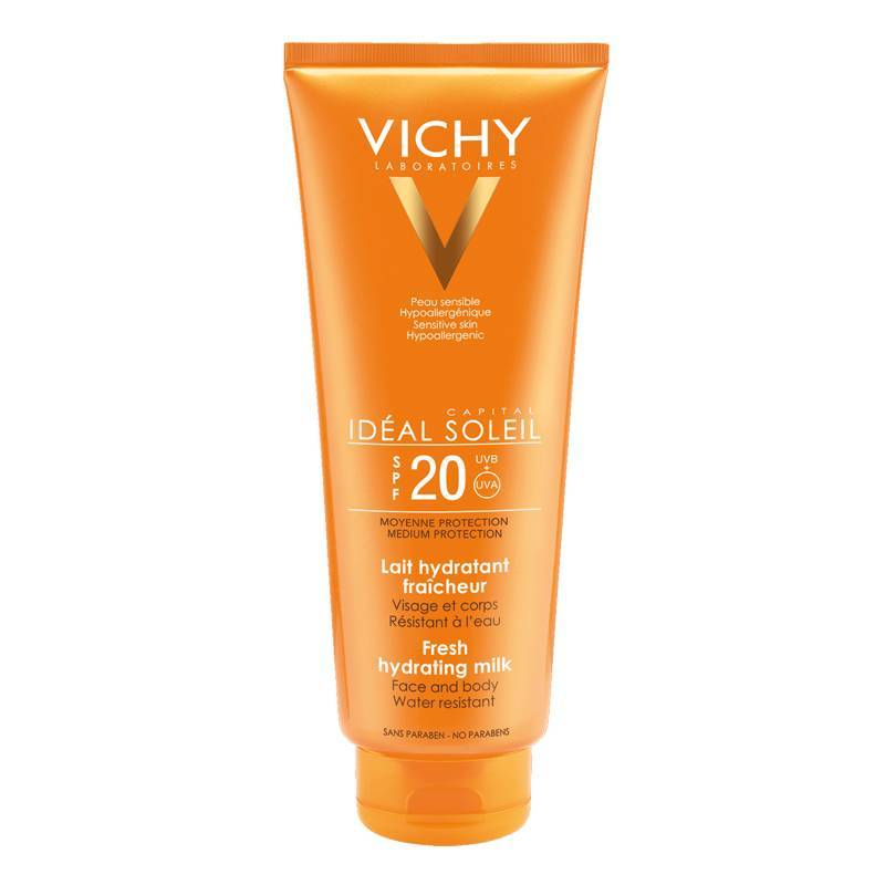Vichy Vichy IDÉAL SOLEIL Melk SPF20 - 300 ml