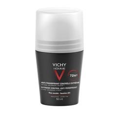 Vichy Vichy HOMME Deodorant  72 uur - roller 50 ml