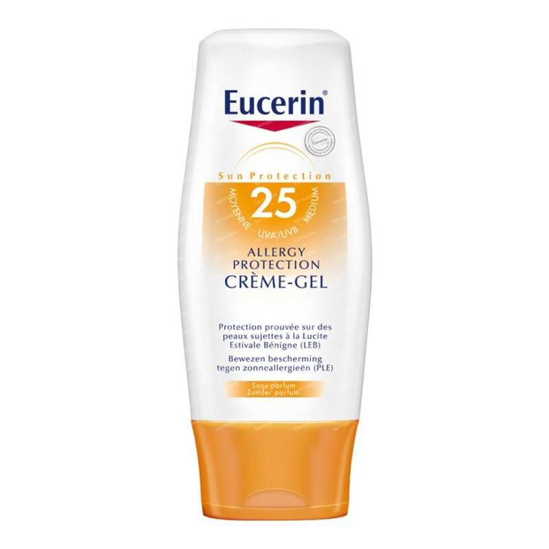 Eucerin Eucerin Sun Allergy Protection Crème-Gel SPF 25 - 150 ml