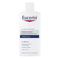 Eucerin Eucerin AtopiControl Bath & Shower Oil - 400ml