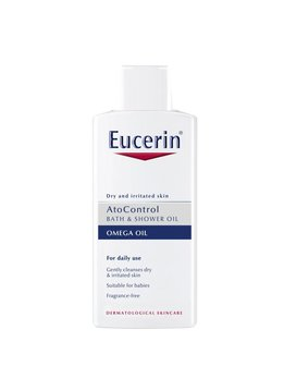 Eucerin Eucerin AtopiControl Bath & Shower Oil - 400ml