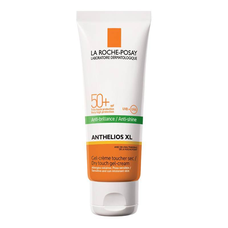 La Roche-Posay La Roche-Posay ANTHELIOS XL Gel-Crème Dry Touch SPF50+ Zonder parfum - 50ml