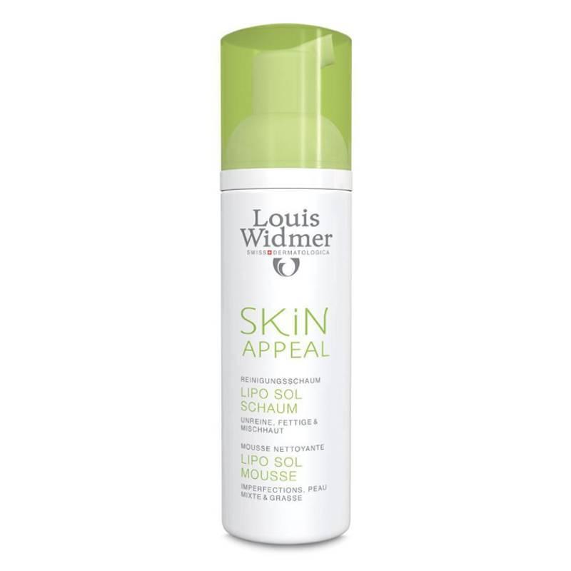 Louis Widmer Louis Widmer Skin Appeal Lipo Sol Mousse - 150ml