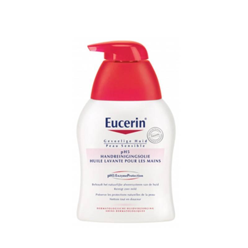Eucerin Eucerin pH5 Handreinigingsolie - 250ml