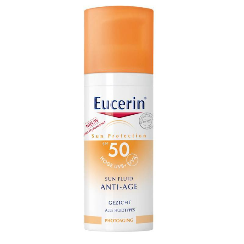 Eucerin Eucerin Sun Fluid Anti-Age SPF50+ - 50ml