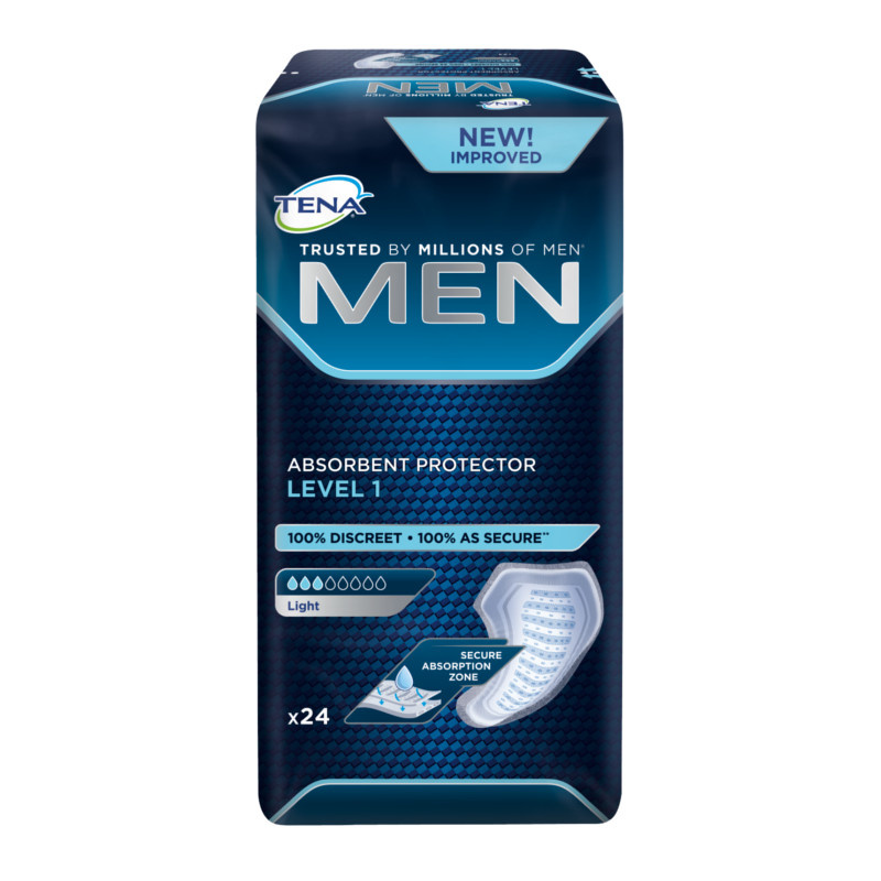 Tena Tena Men Level 1 - 24st