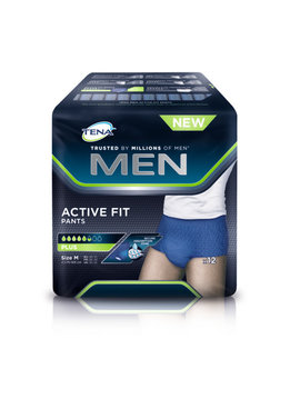 Tena Tena Men Active Fit Medium - 12st