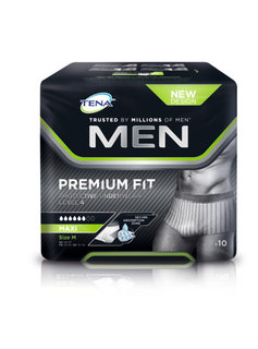 Tena Tena Men Premium Fit Medium - 12st