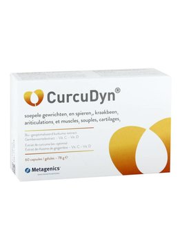 Metagenics CurcuDyn - 60 st