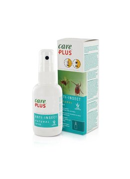 Care Plus Care Plus Anti-Insect Natural Spray - 60ml