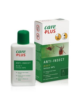 Care Plus Care Plus Anti-Insect Deet Lotion 50% - 50ml