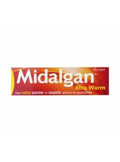 Midalgan Midalgan Crème Extra Warm - 60g