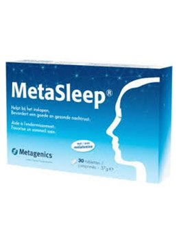 Metagenics MetaSleep - 30 tabletten