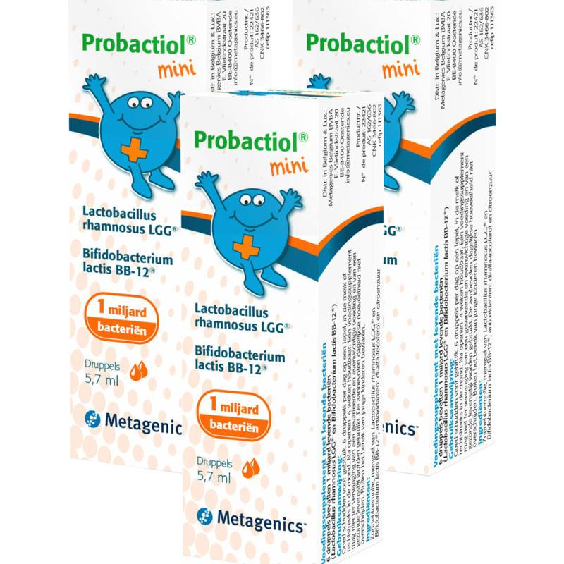 Metagenics Bactiol Mini - 5,7ml