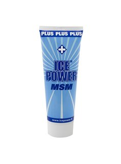 Ice Power Ice Power + MSM Gel 200ml