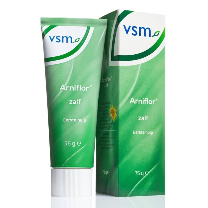 VSM VSM Arniflor Eerste Hulp Zalf - 75g