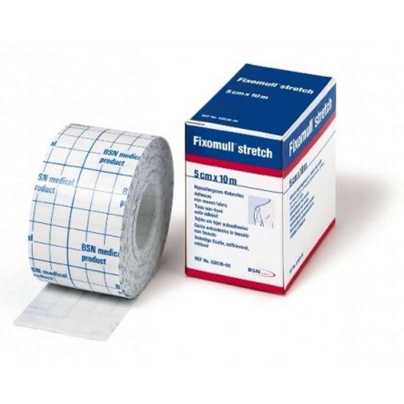 BSN Medical BSN Fixomull Stretch - 5cm x 10m