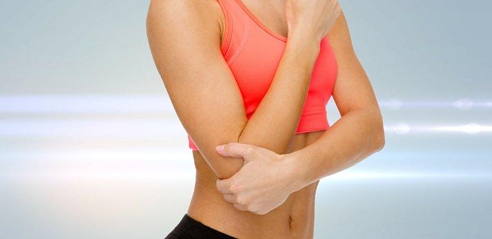 4 tips voor voorkomen en genezen van een tennisarm