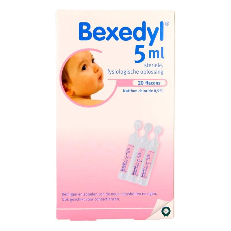 Bexedyl zoutoplossing 5ml - 20st