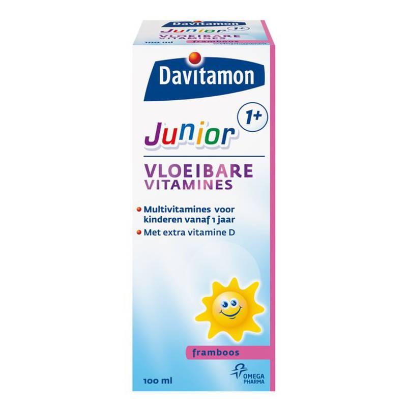 Davitamon Davitamon Junior Vloeibare Vitamines - 100ml