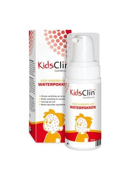 KidsClin KidsClin Waterpokken CoolMousse - 100ml