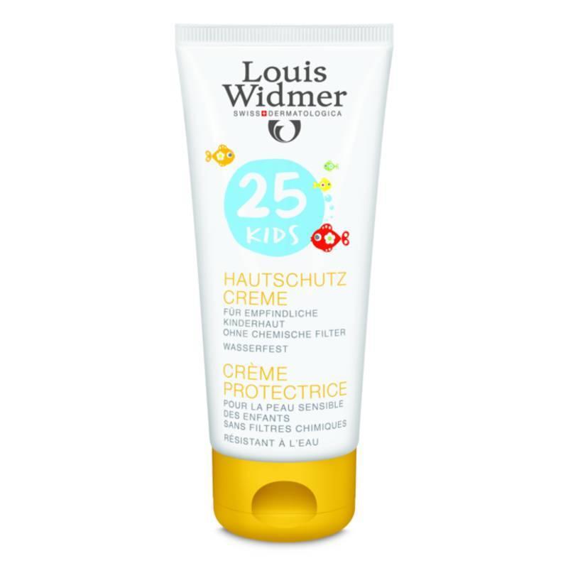 Louis Widmer Louis Widmer Kids Skin Protection Cream 25 Zonder Parfum - 100ml