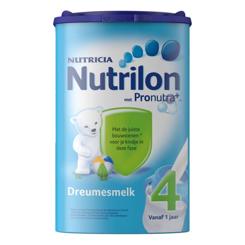 Nutricia Nutrilon 4 Dreumes Groeimelk - 800g