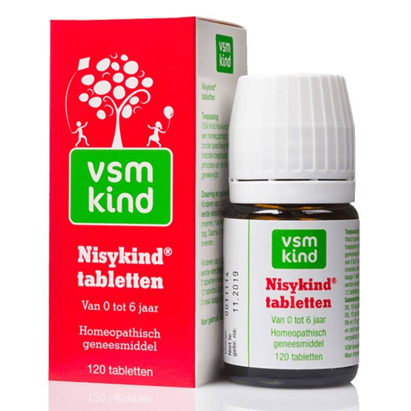 VSM VSM Nisykind Tabletten