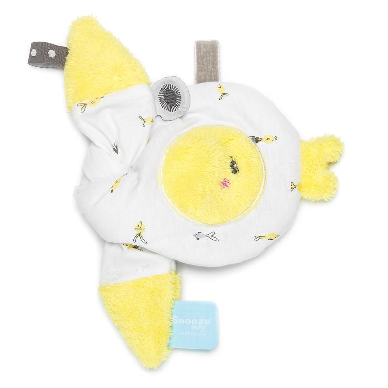 Snoozebaby Snoozebaby Finny Fish Limoncello - 1st