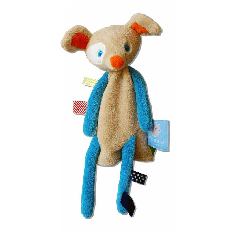 Snoozebaby Snoozebaby Hand Puppet Bark- 1st