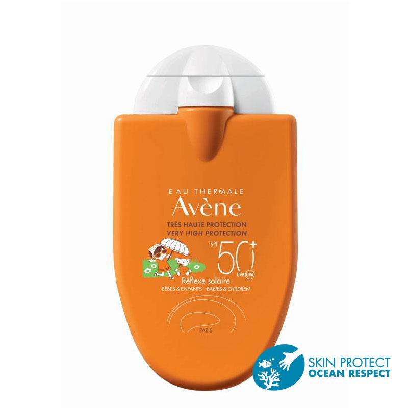 Eau Thermale Avène Avene Reflex Solaire voor kinderen SPF50+ - 30ml