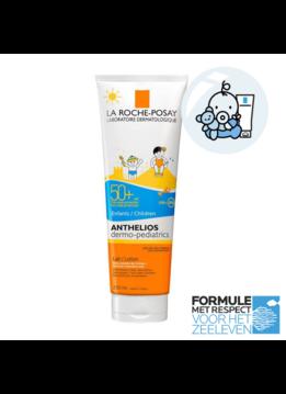 La Roche-Posay La Roche-Posay Anthelios Kind Zijdezachte Melk SPF50+ - 250ml